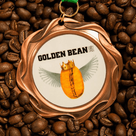 Shortwave Golden Bean Coffee Awards
