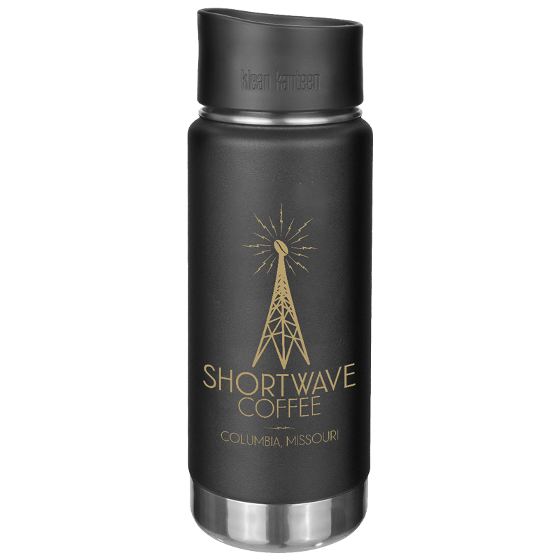 Shortwave Coffee Klean Kanteen